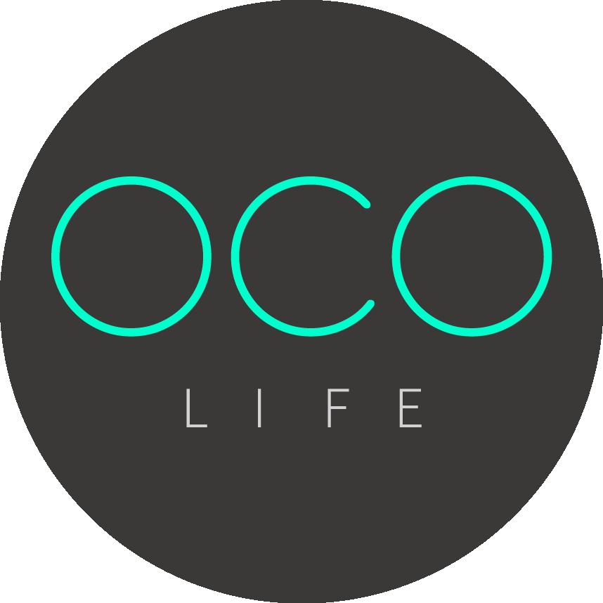 OCO LIFE LOGO homepage footer image
