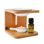 Bamboo Oil and Wax Melt Aroma Bu